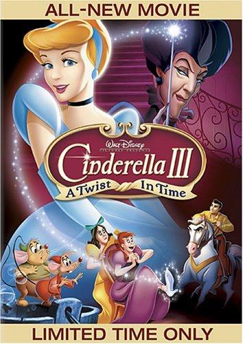 [MULT4MOBILE] Золушка 3: Злые чары / Cinderella III: A Twist in Time (3gp) (Франк Ниссен) [2007 г., Мультфильм, DVDRip]